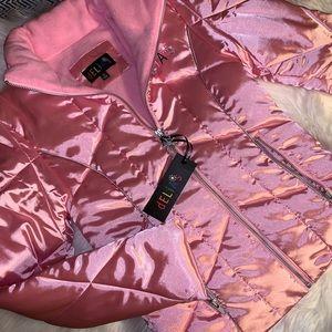 Delias bomber jacket size S